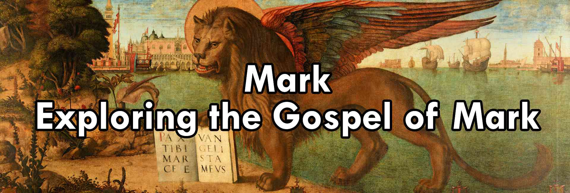 Mark. Exploring the Gospel of Mark