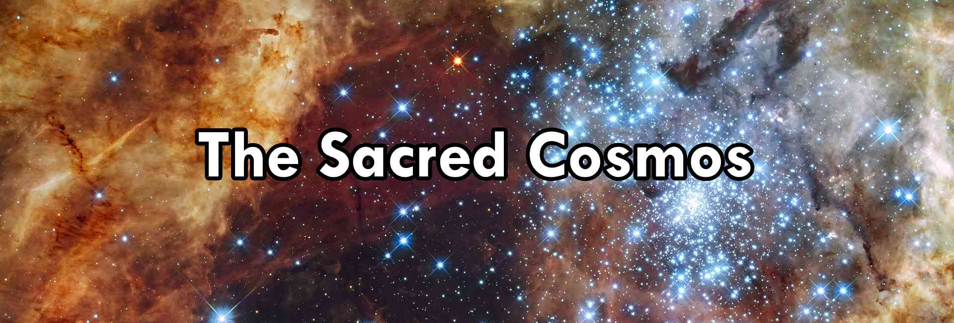 The Sacred Cosmos. Christian Faith and the Challenge of Naturalism