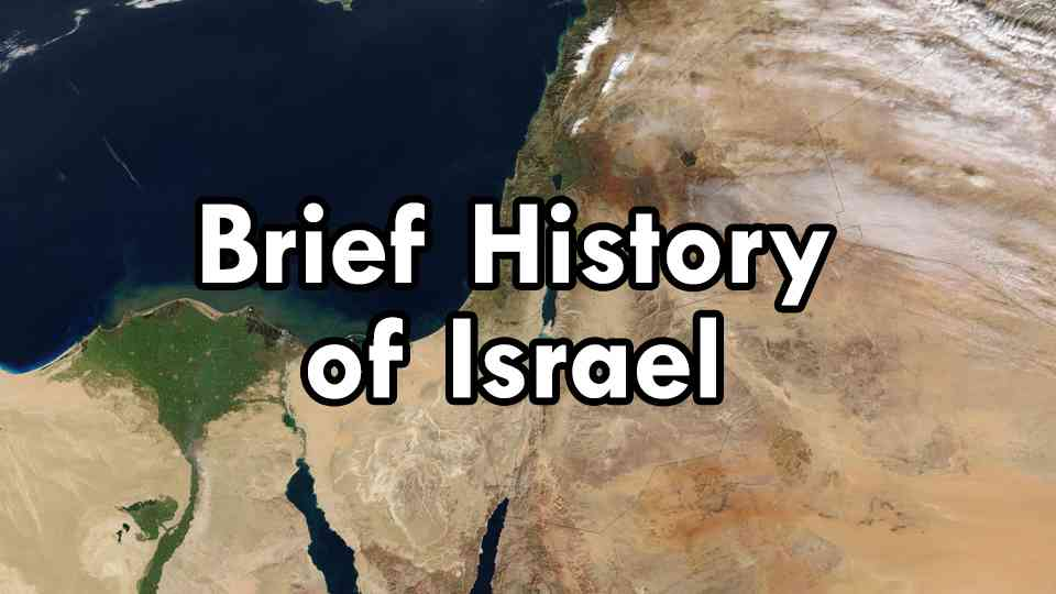 Brief History of Israel